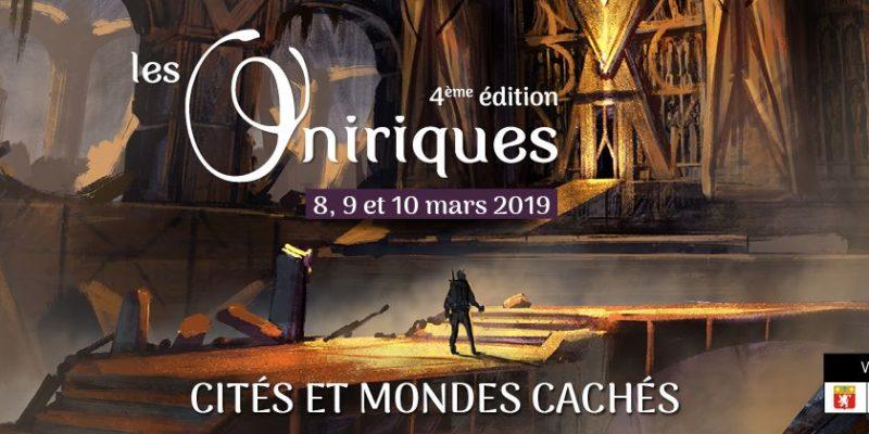 Oniriques 2019