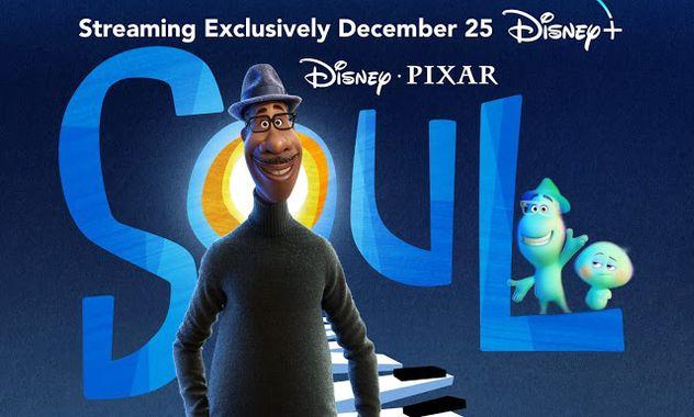SOUL de Pixar sur Disney+